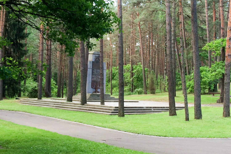 Paneriai Memorial Park vilnius