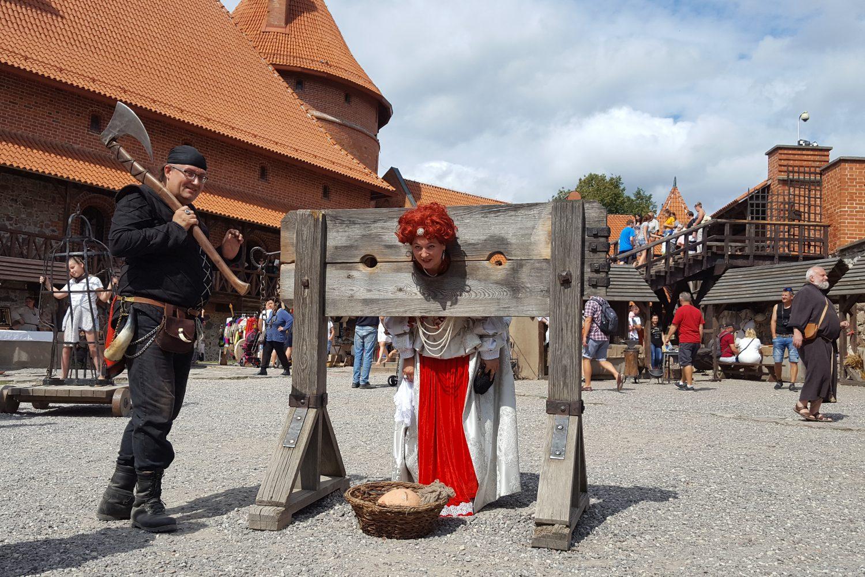 Trakai Castle price